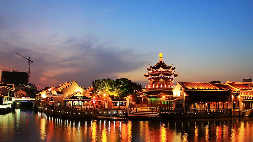 上海—苏州